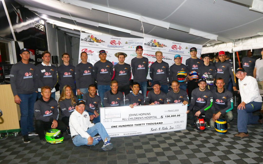 Kart4Kids Raises $130,000 for All Children's Hospital