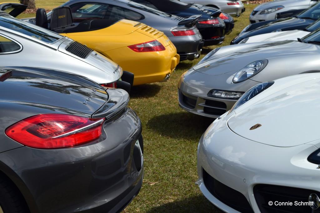 Porsches & Polo, 2015
