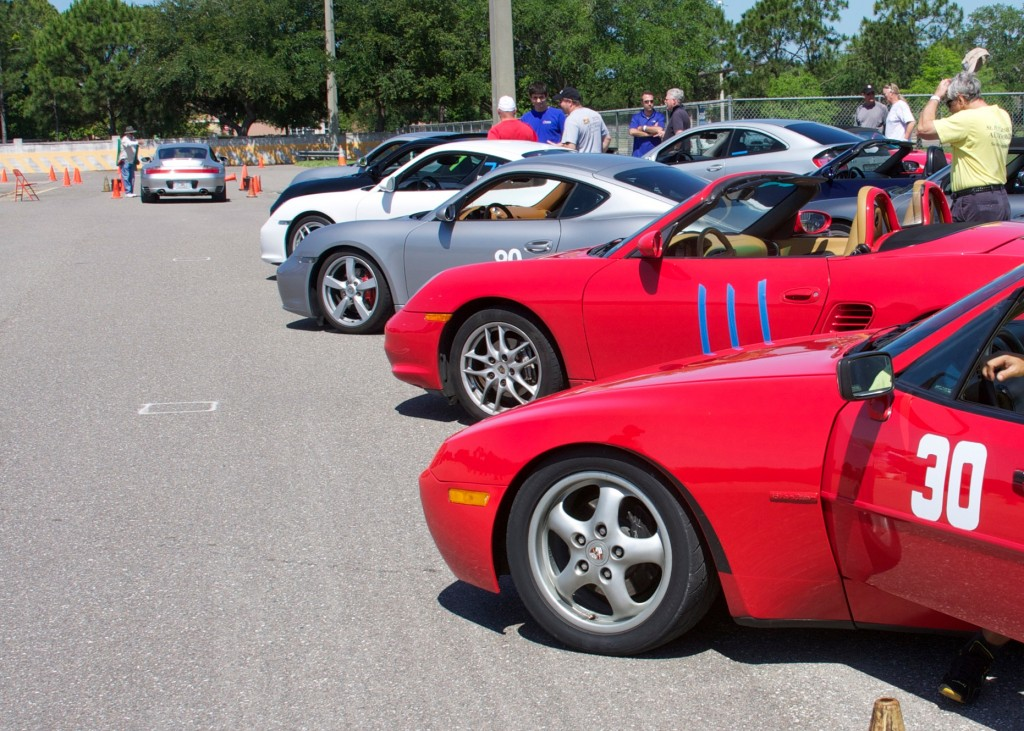 Autocross - May 2014 - St Pete College